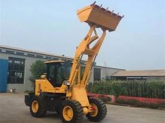 座驾式养殖场小型装载机建筑工地柴油铲车的操作参数