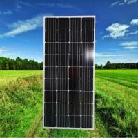 厂家批发晶天太阳能电池组件太阳能摄像头150W光伏发电板