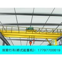 10吨贵州开阳欧式双梁行车新客户迅速开拓