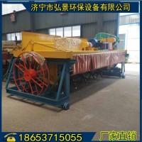 肥料翻堆機-4米有機肥槽式翻拋機廠家定制價格
