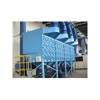 上海脈沖濾筒除塵器供應「五開環保」濾筒除塵器/設計方案