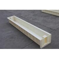 2米鋼絲網立柱模具維護