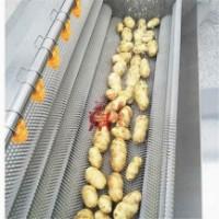 润鼎食品机械加工土豆清洗去皮机