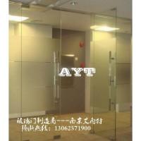 门面房玻璃门|门面房自动门|南京玻璃门