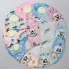 現貨kn95兒童口罩 寶寶卡通印花口罩 男童女童透氣學生口罩
